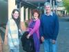 Jacqui, Debra and John