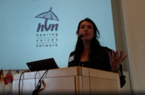 A presentation by Jacqui Dillon at Carina Håkansson's Family Care Conference in Sweden from Mad In America